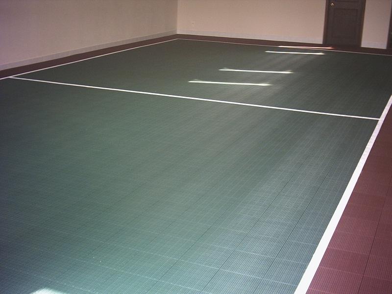 Sport court canada home dance floors gym floors exercise for Basement sport court